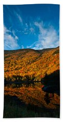 Beaver Pond White Mountain National Forest Beach Towel