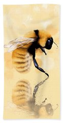 Bee Beach Towel