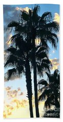 Before The Dusk Beach Towel by Gem S Visionary