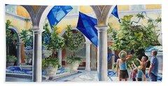 Bellagio Kite Flight Beach Towel