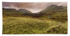 Ben Lawers - Scotland - Mountain - Landscape Beach Sheet