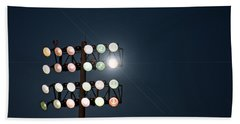 Beneath Friday Night Lights Beach Towel