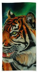 Bengal Beach Towel by Jean Cormier