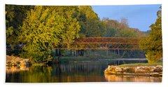 Berry Creek Bridge Beach Sheet