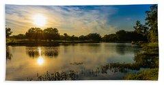 Berry Creek Pond Beach Sheet