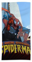 Beach Towel featuring the photograph Best Ride In Florida by David Nicholls