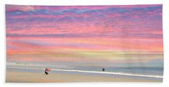 Best Seat In The House Beach Towel by Kenny Francis