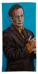 Better Call Saul Beach Towel