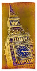 Big Ben 3 Beach Towel
