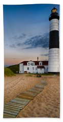 Big Sable Point Lighthouse Beach Sheet