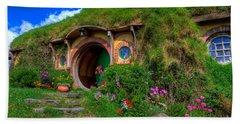 Bilbo Baggin's House 5 Beach Towel