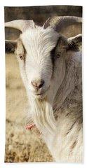 Billy Goat Beach Towel