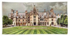 Biltmore House Beach Towel