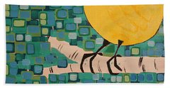 Birch Branch Beach Towel
