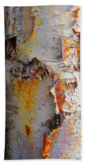 Birch Paper Beach Towel