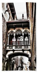 Bishop's Street - Barcelona Beach Sheet