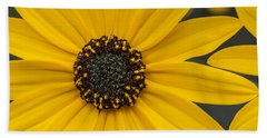Black-eyed Susan Beach Sheet