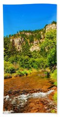 Black Hills Beauty Beach Towel
