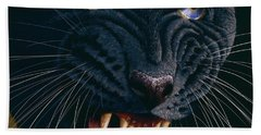 Black Panther 2 Beach Towel