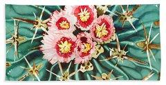 Bloomin' Horse Crippler Cactus Beach Sheet