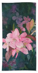Blossoms For Sally Beach Sheet