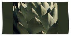 Blue Aloe Beach Sheet