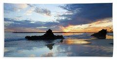 Corona Del Mar Beach Sheet