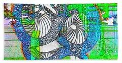 Blue Dragon Beach Sheet