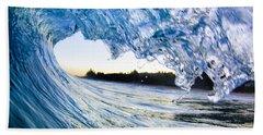 Blue Envelope  -  Part 2 Of 3 Beach Sheet