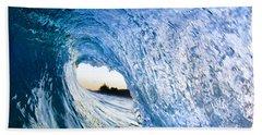 Blue Envelope  -  Part 3 Of 3 Beach Sheet