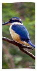 Bluebird In Suva Fiji Beach Sheet