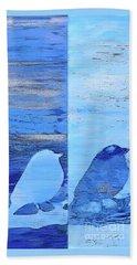 Bluebirds Beach Sheet