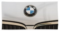 Bmw Emblem Beach Sheet