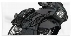 Bmw K1 Beach Towel