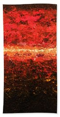 Boiling Point Beach Towel