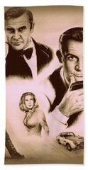 Bond The Golden Years Beach Sheet