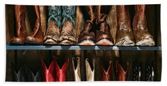 Boot Rack Beach Towel