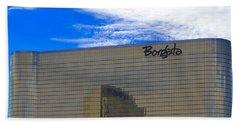 Borgata Beach Sheet