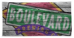 Boulevard Brewing Beach Towel