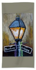 Bourbon Light Beach Towel