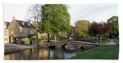 Bourton On The Water 2 Beach Towel
