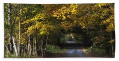 Bradford County Fall 2013 Beach Towel
