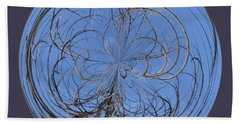 Branch Orb Beach Towel