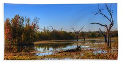 Brazos Bend State Park Beach Towels