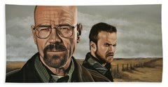 Breaking Bad Beach Sheet