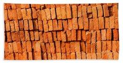 Brick Stack Beach Sheet