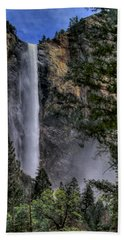 Bridalveil Falls Beach Towel
