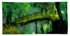 Bridge Of Dreams Beach Sheet