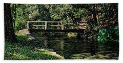 Bridge Of Serenity Beach Sheet