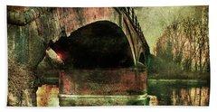 Bridge Over The Canal Beach Sheet